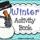 Winter Activity Book Freebie