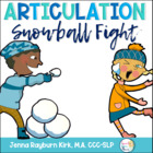 Winter Articulation: Preschool/Element.
