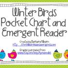 Winter Birds Pocket Chart and Emergent Reader