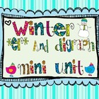 Winter Digraph/ combination er mini unit