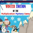 Winter Edition: Multiplication Mystery Game