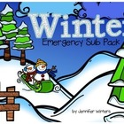 Winter Emergency Sub Pack