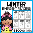 Winter Emergent Reader Bundle