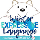 Winter Expressive Language: Speech & Language Therapy