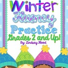 Winter Fluency Practice {for Grades 2 & up!}