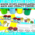 Winter Olympics Let the Games Begin!!-Common Core