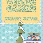 Winter Games! Writing Center
