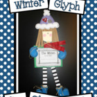 Winter Glyph with Writing Options