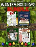 Winter Holidays Literature and Activities Bundle: ELA Grades 6-12