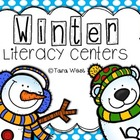 Winter Literacy Centers