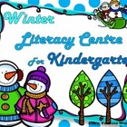 Winter Literacy Centre for Kindergarten