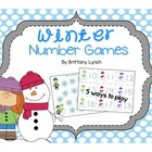 Winter Math Games