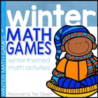 Winter Math Games - Activity Pack
