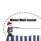 Winter Math Journal