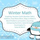 Winter Math PreK - 1st
