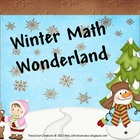 Winter Math Wonderland