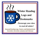 Winter (Nov. to Feb.) Reading Encouragers - Posters, Bookm