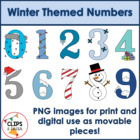 Winter Numbers for Commercial and Personal Use