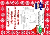 Winter Olympics 2014 Activity Sheets