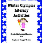 Winter Olympics Literacy Activities
