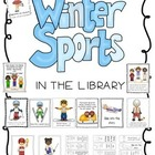 Winter Olympics in the Library