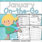 Winter On-the-Go (ELA and Math Printables)