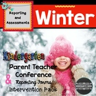 Winter: Parent Teacher Conference Report Form and Interven