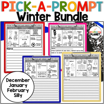 BlackFriday14 Winter Pick a Prompt Bundle