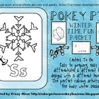 Winter Pokey Pin Set