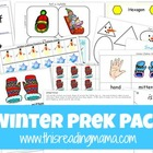 Winter PreK Pack