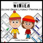Winter Quick Common Core Literacy (2nd grade)