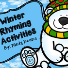 Winter Rhyming Activities