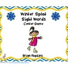 Winter Splat Sight Words