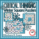 Winter Square Puzzlers