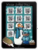 Winter Stories iPad with QR Codes~Scan for fun Listening C