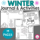 Winter Think Book