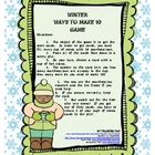 Winter Ways to Make 10 Game