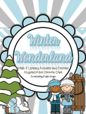 Winter Wonderland {Math & ELA Centers and Activities for t