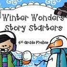 Winter Wonders Story Starters