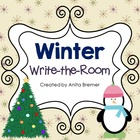 Winter Write-the-Room Pack