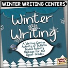 Winter Writing Center Bundle