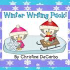 Winter Writing Pack!