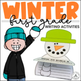 Winter Writing for Firsties