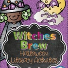 Witches Brew {21 Halloween Literacy Activities}