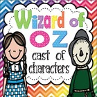 Wizard of Oz Differentiated Activities for First Grade Com