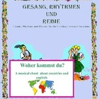 Woher kommst du? - German Musical Chant About Countries, C