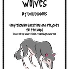 """Wolves"", by G. Gibbons, Comprehension Questions and Proje"