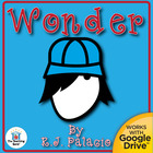 Wonder By R.J. Palacio Novel Unit Study CD ~ Common Core S