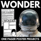 Wonder by R.J. Palacio - Complete 73 Page Novel Study!
