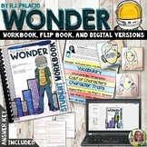 Wonder, by R.J. Palacio: Interactive Layered Flip Book